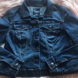 NWT Jessica Simpson Denim Jacket